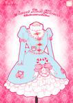 Sweet Loli Winter Dress