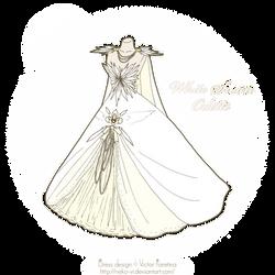 White Swan: Odette by Neko-Vi