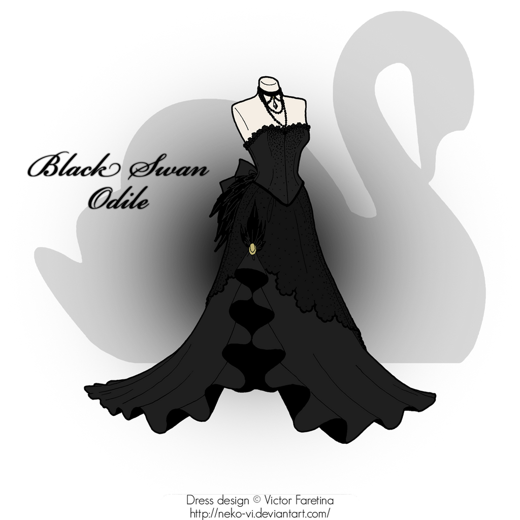 Black Swan: Odile by Neko-Vi