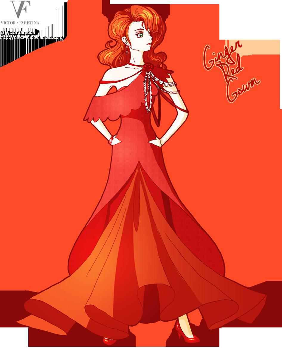 Minor Fashion Model Clipart