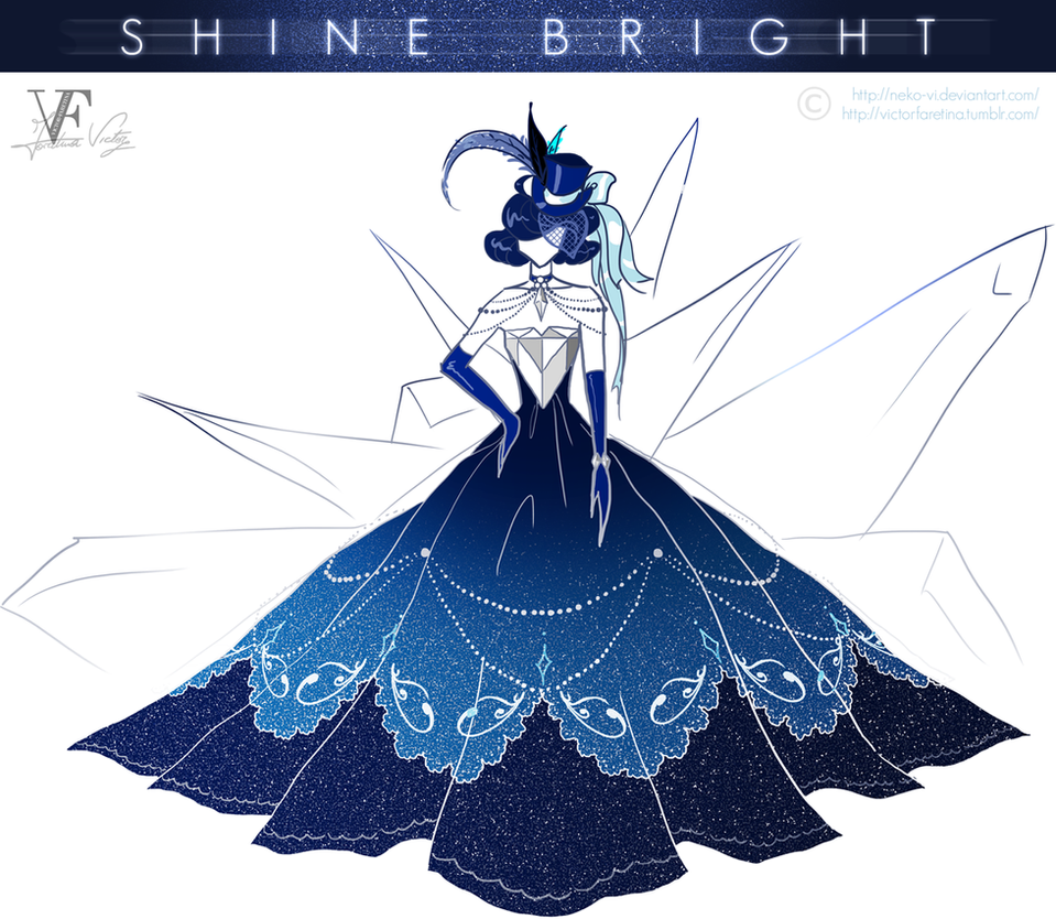 Shine Bright by Neko-Vi