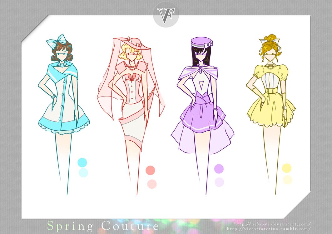 Spring Couture by Neko-Vi