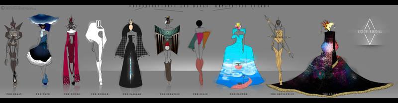 Metaphysic Dreams Collection by Neko-Vi