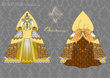 Venice Carnival Gown