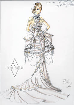 Haute Couture Wedding