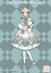 Crystal Snow Princess (ADOPTABLE)