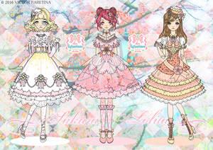 Sakura Lolita (ADOPTABLES)