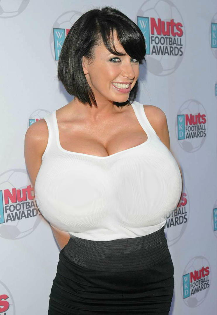 Breast expansion morphs