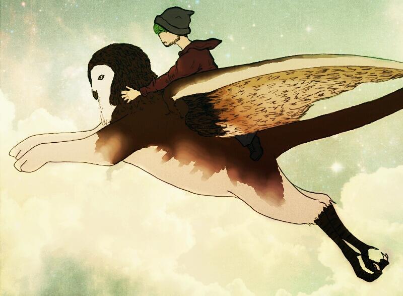 Let's Fly by BlackSpiralDancer1