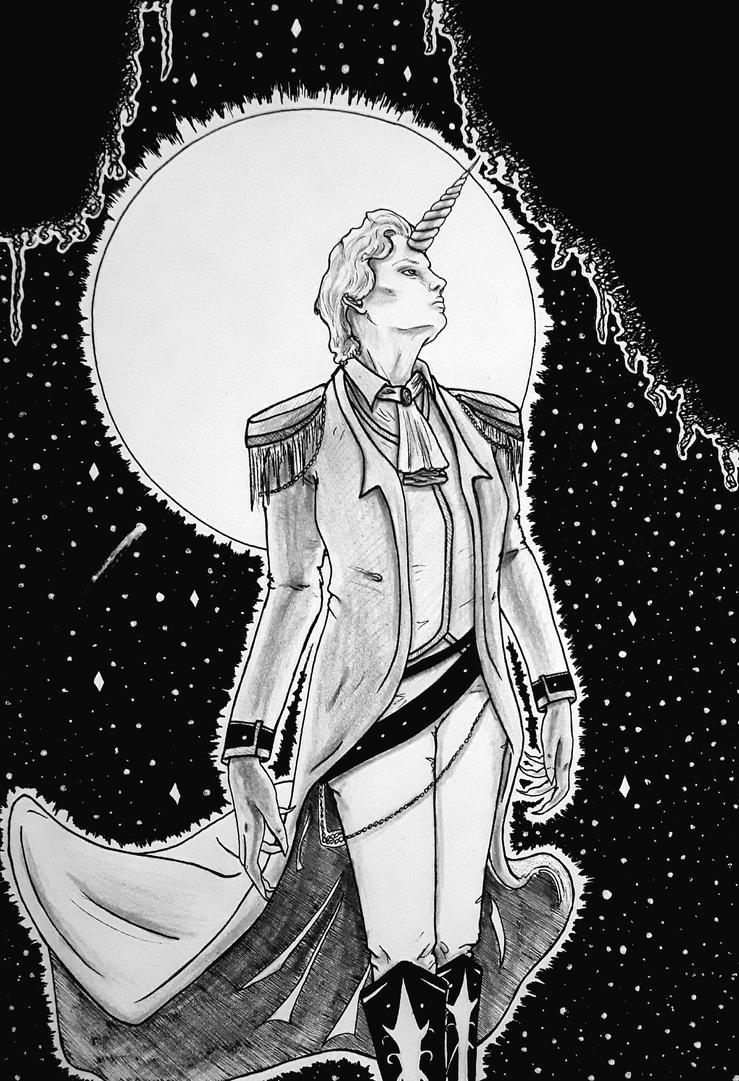 In Moonlight by BlackSpiralDancer1