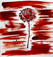 Fluid Rose by BlackSpiralDancer1