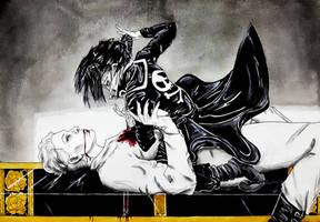Sacrifice by BlackSpiralDancer1