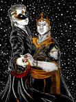'Of Gods And Gold' by BlackSpiralDancer1