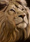 Majesty, digital painting