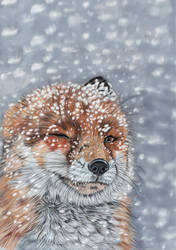 Let it snow by Sarahharas07