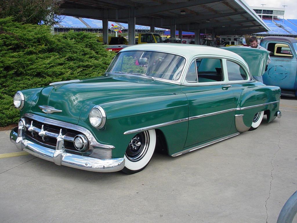 1953 bel air by shadow55419 on deviantart for 1953 chevy bel air 4 door