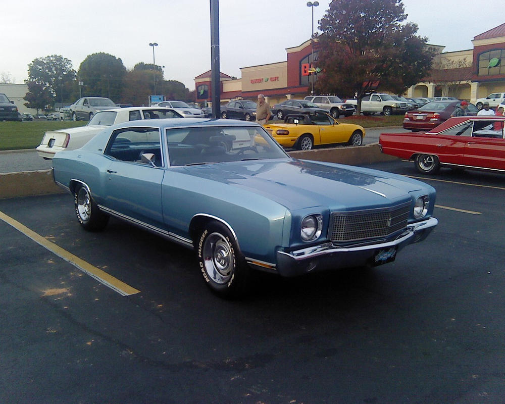 All Chevy chevy 1970 : 1970 Chevrolet Monte Carlo by Shadow55419 on DeviantArt