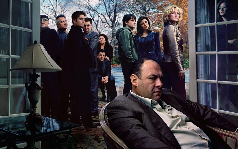 The Sopranos by Waki2k5