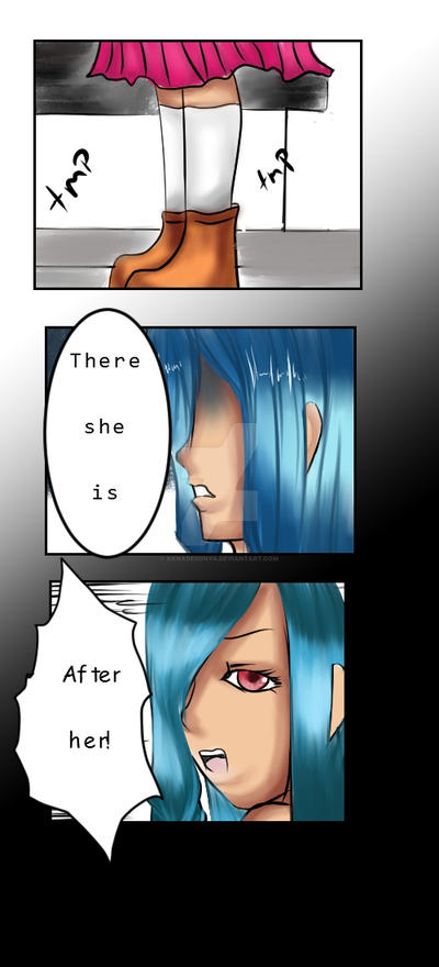 Notes of Days Past Comic 1 by Kanadesonya