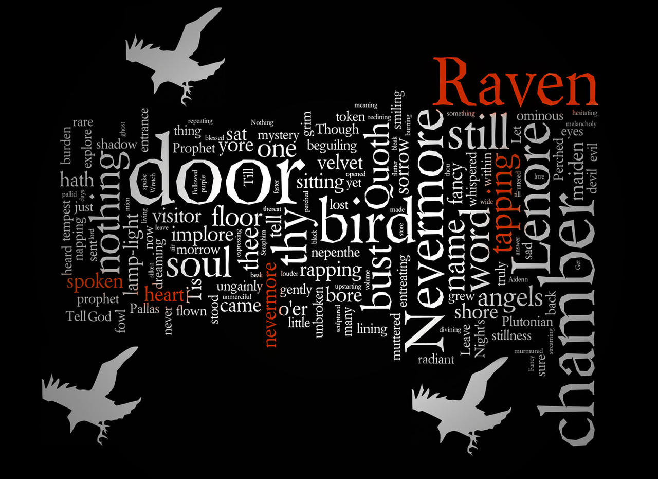 "Populaire How To Read a Poem: Edgar Allan Poe's ""The Raven"". - ppt download YI48"