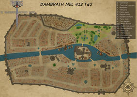 City of Dambrath - 412 Time of Man by Insane--Monster