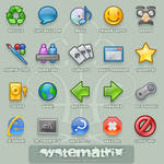 Icons: Systematrix