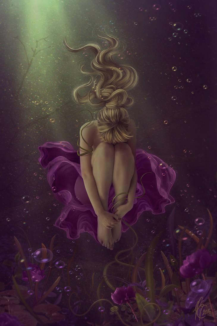 Melancholy by Irina-E