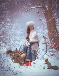 Winter Tale by Irina-E