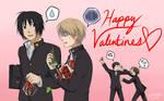 Happy Valentines Natsume