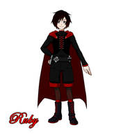 RWBY Ruby? by baka-kiiro