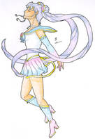 Sailor Serenity by kenlybop