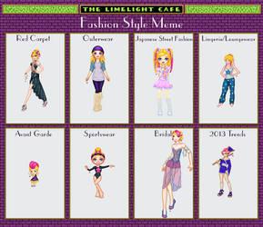 Fashion Design Meme by kenlybop