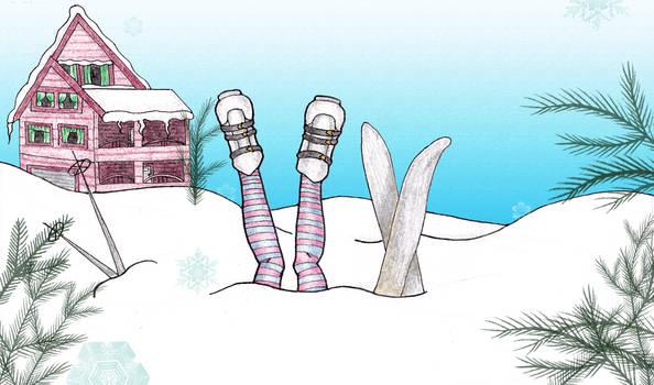 Seasonal Event #1:Snowbunny