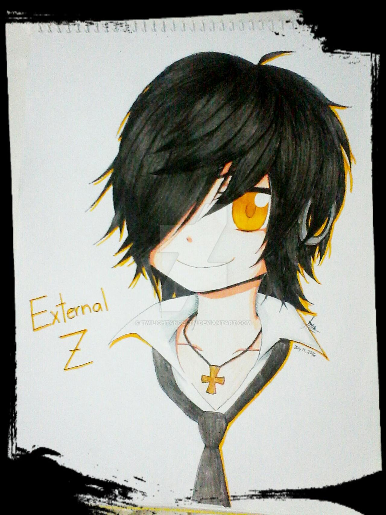 [Traditonal +Gift] Zeze-kun! by TwilightAngelTM