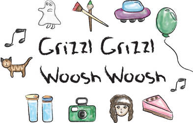 grizzl grizzl woosh woosh by moigros