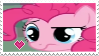 Pinkie Pie :stamp: by vampirebatsahh