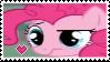 Pinkie Pie :stamp: by vampirebatsahh