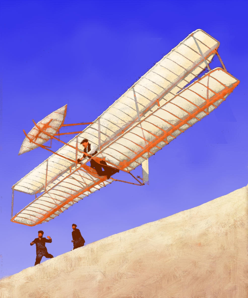 Displaying 19> Images For - Wright Brothers Glider...
