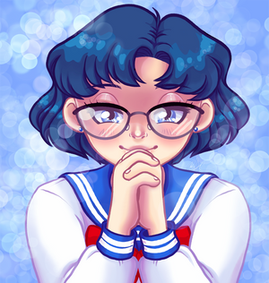 Ami's first love redraw