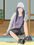 Hinata Hyuga - Street Version [reup]
