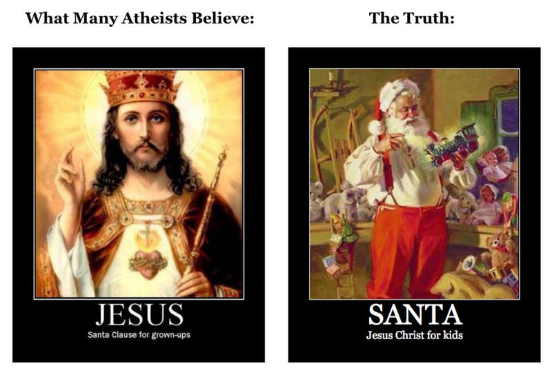 Atheism vs. Truth 2 by Jeffrey-Scott