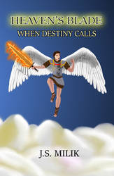 Heaven's Blade Book Cover by Jeffrey-Scott