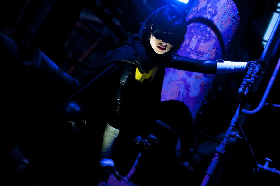 Cassandra Cain(Black Bat) by Franky-chan
