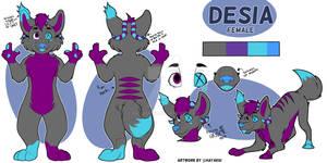 Commission: Desia