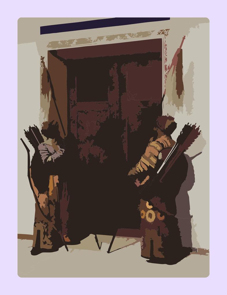 V.Vereshchagin - The Doors of Tamerlane by AmalgamaBu