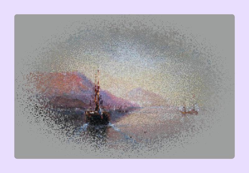 I.Aivazovsky - Calm by AmalgamaBu
