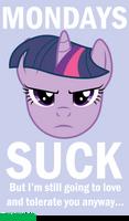 Twilight hates mondays