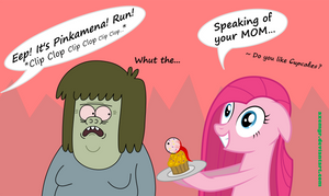 Speaking of your MOM...