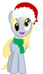 Derpy as your secret Santa.