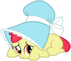 Applebloom: Now with Muzzle. by AxemGR